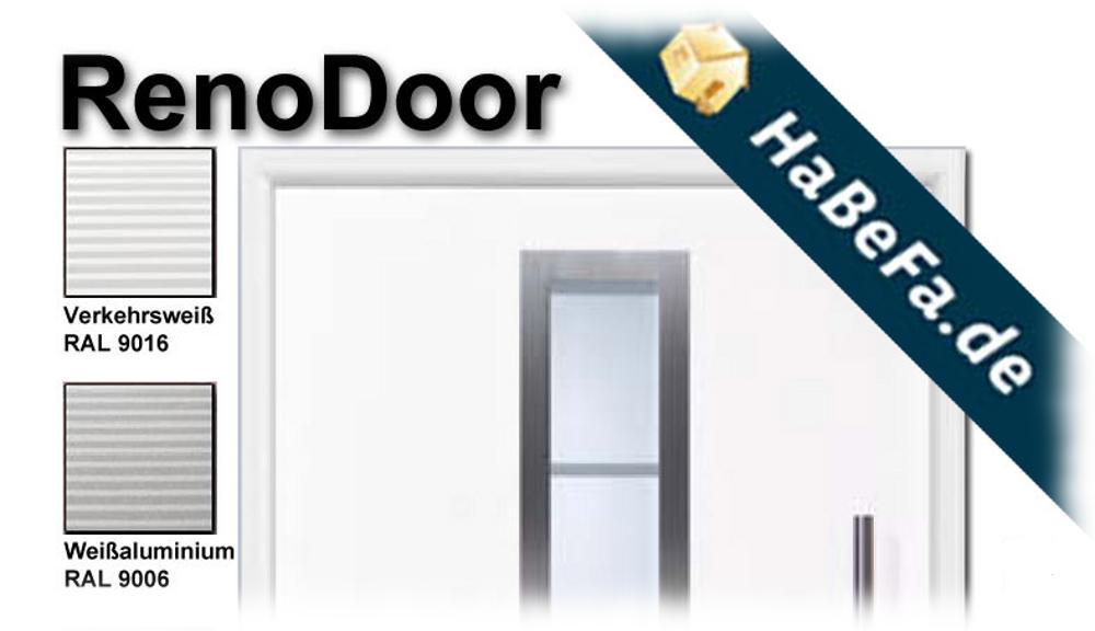 RenoDoor – die Hörmann Haustür